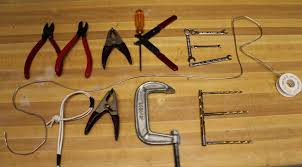 maker space label